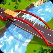دانلود Path of Traffic- Bridge Building 2.1.0 - بازی پازلی مسیر ترافیکی اندروید
