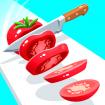دانلود Perfect Slices 1.3.3 - بازی جذاب برش میوه ها اندروید