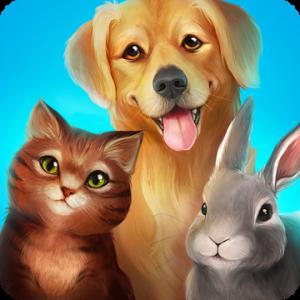 دانلود Pet World - My animal shelter 5.5 - بازی پناهگاه حیوانات اندروید