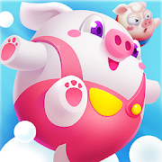 دانلود Piggy Boom 3.2.0 - بازی پازلی بوم پیگگی اندروید