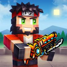 دانلود Pixel Gun 3D 21.2.3 - بازی تفنگ پیکسلی سه بعدی اندروید