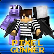 دانلود 10.1 Pixel Gunner - بازی تیراندازی پیکسلی اندروید