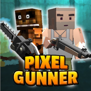 دانلود Pixel Z Gunner 3D - Battle Survival Fps 5.2.1 - بازی تیراندازی پیکسلی اندروید