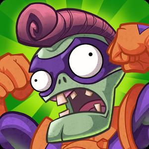 دانلود Plants vs. Zombies Heroes 1.34.32 - بازی قهرمانان گیاهان و زامبی ها اندروید