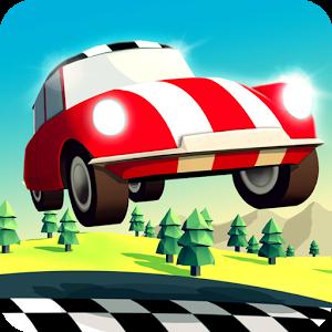 دانلود Pocket Rush 1.8.0 - بازی مسابقه ای یورش اتومبیل ها اندروید