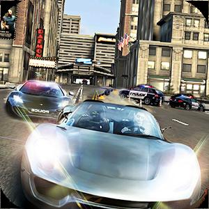 دانلود Police Car Chase 1.1.01 - بازی تعقیب و گریز پلیسی برای اندروید