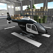 دانلود Police Helicopter Simulator 1.51 - بازی هیجان انگیز هلی کوپتر پلیس اندروید