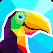 دانلود 3.0 Poly Artbook puzzle game - بازی پازلی رنگ آمیزی اندروید