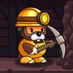 دانلود Popo's Mine – Idle Tycoon 1.4.2 – بازی معدن پوپو اندروید