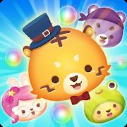 دانلود Puchi Puchi Pop: Puzzle Game 2.2.3 - بازی پازلی رنگارنگ برای اندروید