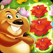 دانلود Puzzle Paws: Match 3 Adventure 1.14.6 – بازی پازل گل ها اندروید