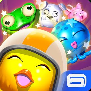 دانلود Puzzle Pets - Popping Fun 2.0.1 - بازی پازل حیوانات اندروید