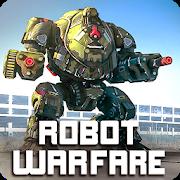 دانلود ROBOT WARFARE ONLINE 0.2.2310.1 - بازی اکشن نبردهای رباتیکی اندروید