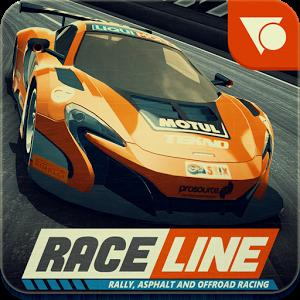 دانلود Raceline 1.01 - بازی هیجان انگیز مسیر مسابقه اندروید