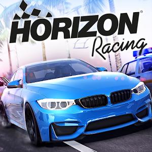دانلود Racing Horizon :Unlimited Race 1.1.2 - بازی مسابقات بی پایان اندروید