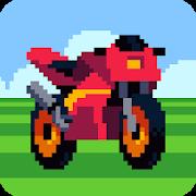 دانلود Retro Highway 1.0.40 - بازی نوستالوژیک موتور سواری برای اندروید