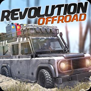دانلود Revolution Offroad : Spin Simulation 1.1.4 - بازی ماشین آفرود برای اندروید