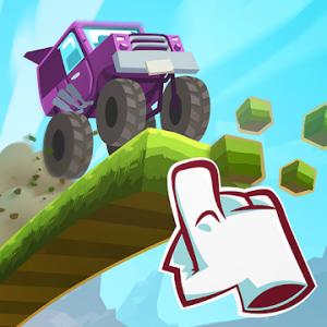 دانلود Road Finger 1.7.3 - بازی ساخت جاده برای اندروید