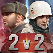 دانلود Road to Valor: World War II v2.10.1547.35969 - بازی استراتژیک جنگ جهانی دوم اندروید