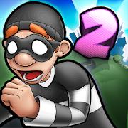 دانلود Robbery Bob 2: Double Trouble 1.6.8.11 - بازی سرگرم کننده سرقت باب 2 اندروید