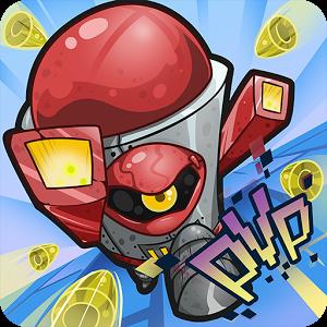 دانلود Robot Evolved : Clash Mobile 1.0.0 - بازی مبارزه روبات اندروید