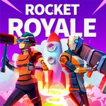 دانلود 2.2.2 Rocket Royale - بازی استراتژی راکت رویال اندروید