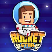 دانلود Rocket Star v1.45.1 - بازی ساخت سفینه فضایی برای اندروید