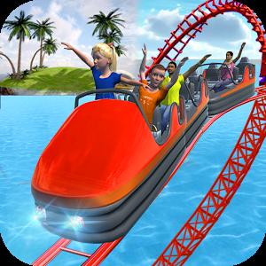 دانلود Roller Coaster 2018 Party 1.0 - بازی جدید ترن هوایی 2018 اندروید