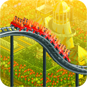 دانلود RollerCoaster Tycoon Classic 1.2.1.1712080 - بازی جذاب ساخت پارک اندروید
