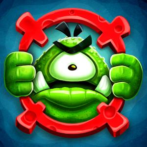 دانلود Roly Poly Monsters 1.0.49 - بازی پازلی انفجار هیولا اندروید