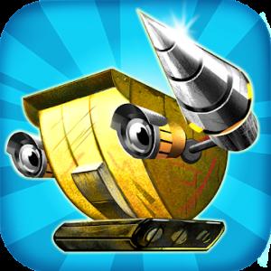 دانلود Rumble Bots 1.3.6 - بازی نبرد روبات ها اندروید