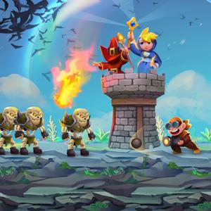 دانلود Rush Royale – Tower Defense 8.0.21798 – بازی راش رویال اندروید