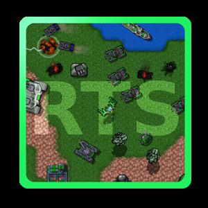 دانلود Rusted Warfare - RTS Strategy 1.11 - بازی استراتژیکی آنلاین 2017 اندروید