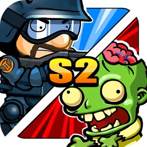 دانلود SWAT and Zombies Season 2 2.2.2 - بازی مبارزه با زامبی اندروید