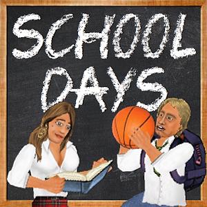 دانلود School Days 1.24 – بازی شبیه ساز مدرسه اندروید