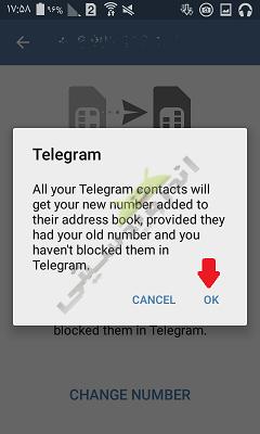 آموزش تغییر شماره تلفن در تلگرام Telegram + تصاویر