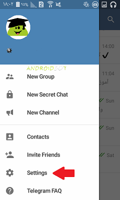 آموزش ساخت آیدی در تلگرام + پیدا کردن دیگران از طریق آیدی