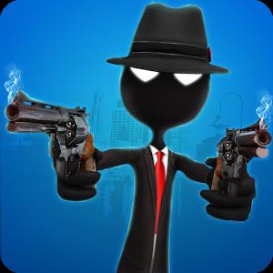 دانلود Shadow Mafia Gangster Fight 1.2 – بازی اکشن آدمک مافیایی اندروید