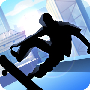 دانلود Shadow Skate 1.0.5 – بازی مهیج اسکیت باز سایه ای اندروید