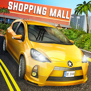 دانلود Shopping Mall Car Driving 1.0 - بازی رانندگی در مرکز خرید اندروید