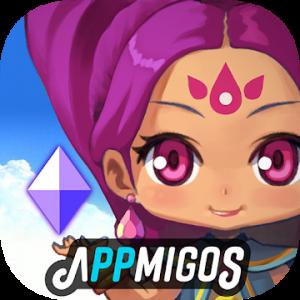 دانلود Sky Girls: Flying Runner Game 1.3 - بازی رقابتی اندروید