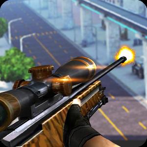 دانلود Sniper 2017 - Counter terrorist modern strike FPS v2.0.4 - بازی تک تیرانداز 2017 اندروید