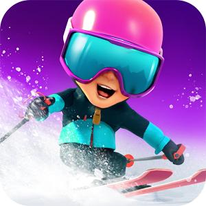دانلود Snow Trial 1.0.67 - بازی مسابقات اسکی اندروید