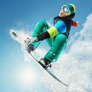 دانلود Snowboard Party: Aspen 1.3.2 - بازی اسنوبورد برای اندروید