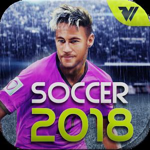 دانلود Soccer 2018 v1.2 - بازی فوتبال 2018 اندروید