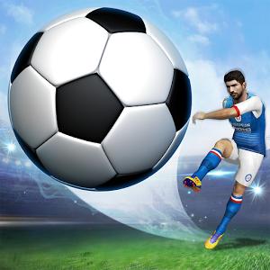 دانلود Soccer Shootout 0.9.1 - بازی فوتبالی سه بعدی اندروید