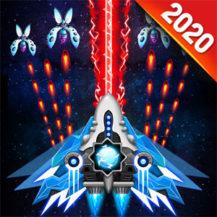 دانلود Space Shooter : Galaxy Shooting 1.503 - بازی تیراندازی فضایی برای اندروید