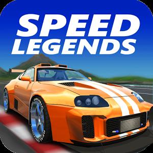 دانلود Speed Legends 2.0.1 - بازی اتومبیلرانی دیتادار اندروید