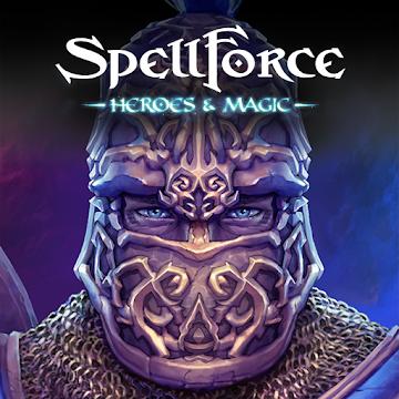 دانلود SpellForce: Heroes & Magic 1.2.5 - بازی استراتژیکی نیروی جادویی اندروید
