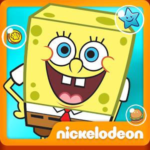 SpongeBob Moves In 4.37.00 - بازی باب اسفنجی اندروید + دیتا